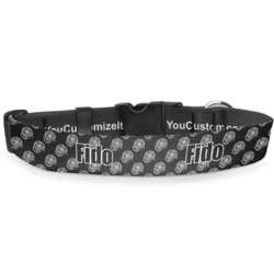 Movie Theater Deluxe Dog Collar (Personalized)