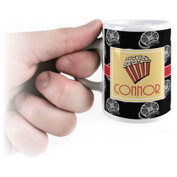 Movie Theater Espresso Cups (Personalized)