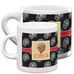 Movie Theater Espresso Cups (Personalized)