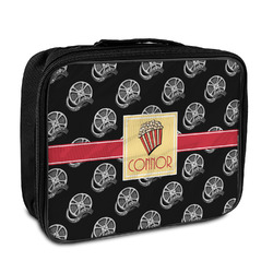 Movie Theater Insulated Lunch Bag w/ Name or Text