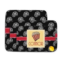 Movie Theater Memory Foam Bath Mat (Personalized)