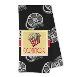 Movie Theater Microfiber Kitchen Towel (Personalized)