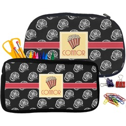 Movie Theater Pencil / School Supplies Bag (Personalized)