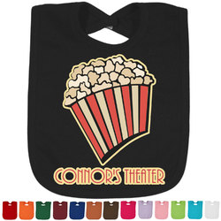 Movie Theater Bib - Select Color (Personalized)