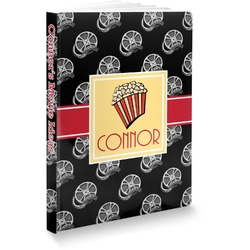 Movie Theater Softbound Notebook (Personalized)