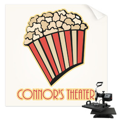 Movie Theater Sublimation Transfer (Personalized)