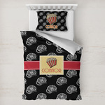Movie Theater Toddler Bedding w/ Name or Text
