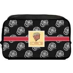 Movie Theater Toiletry Bag / Dopp Kit (Personalized)