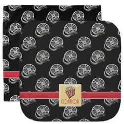 Movie Theater Facecloth / Wash Cloth (Personalized)
