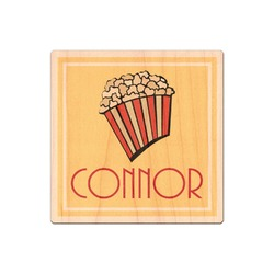 Movie Theater Genuine Wood Sticker (Personalized)