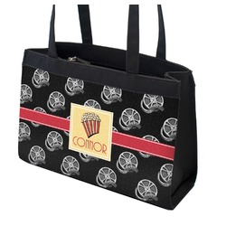 Movie Theater Zippered Everyday Tote (Personalized)