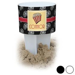 Movie Theater Beach Spiker Drink Holder (Personalized)