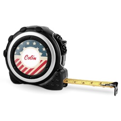 Stars and Stripes Tape Measure - 16 Ft (Personalized)