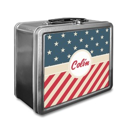 Stars and Stripes Lunch Box (Personalized)
