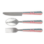 Stars and Stripes Cutlery Set (Personalized)