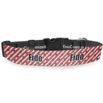 Stars and Stripes Deluxe Dog Collar (Personalized)