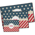Stars and Stripes Door Mat (Personalized)