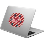 Stars and Stripes Laptop Decal (Personalized)