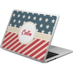 Stars and Stripes Laptop Skin - Custom Sized (Personalized)