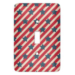 Stars and Stripes Light Switch Covers (Personalized)