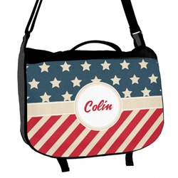Stars and Stripes Messenger Bag (Personalized)