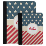 Stars and Stripes Padfolio Clipboard (Personalized)
