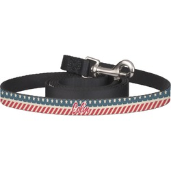 Stars and Stripes Pet / Dog Leash (Personalized)