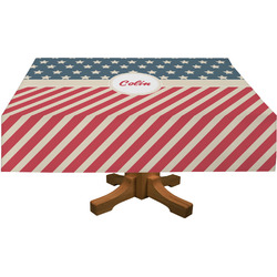 Stars and Stripes Tablecloth (Personalized)