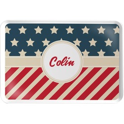 Stars and Stripes Serving Tray (Personalized)