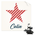 Stars and Stripes Sublimation Transfer (Personalized)