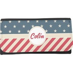 Stars and Stripes Ladies Wallet (Personalized)