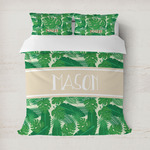 Tropical Leaves #2 Duvet Covers (Personalized)