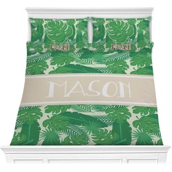Tropical Leaves #2 Comforters (Personalized)