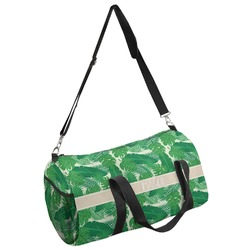 Tropical Leaves 2 Duffel Bag - Multiple Sizes (Personalized)