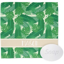 Tropical Leaves 2 Wash Cloth (Personalized)