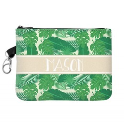 Tropical Leaves 2 Golf Accessories Bag (Personalized)