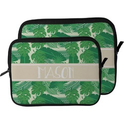 Tropical Leaves #2 Laptop Sleeve / Case (Personalized)