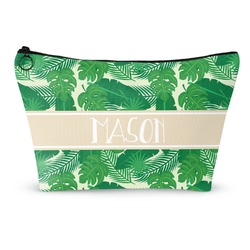 Tropical Leaves 2 Makeup Bags (Personalized)