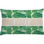 Tropical Leaves #2 Pillow Case (Personalized)