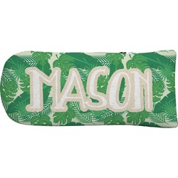 Tropical Leaves 2 Putter Cover (Personalized)