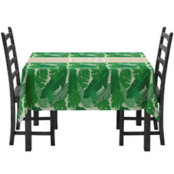 Tropical Leaves #2 Tablecloth (Personalized)