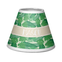 Tropical Leaves 2 Chandelier Lamp Shade (Personalized)