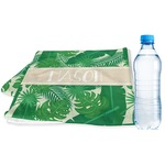 Tropical Leaves #2 Sports & Fitness Towel w/ Name or Text