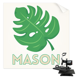 Tropical Leaves 2 Sublimation Transfer (Personalized)