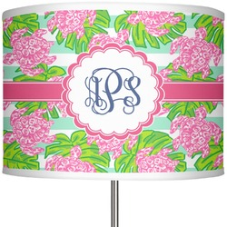 "Preppy 13"" Drum Lamp Shade (Personalized)"