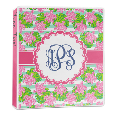 Preppy 3-Ring Binder - 1 inch (Personalized)
