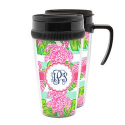 Preppy Acrylic Travel Mugs (Personalized)