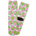 Preppy Adult Crew Socks (Personalized)