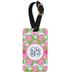 Preppy Aluminum Luggage Tag (Personalized)