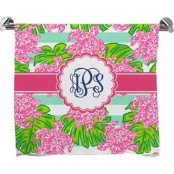 Preppy Bath Towel (Personalized)